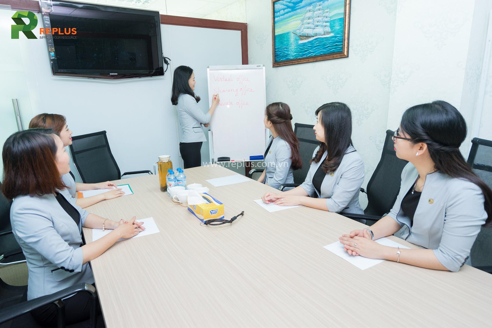 Phòng hội thảo - đào tạo