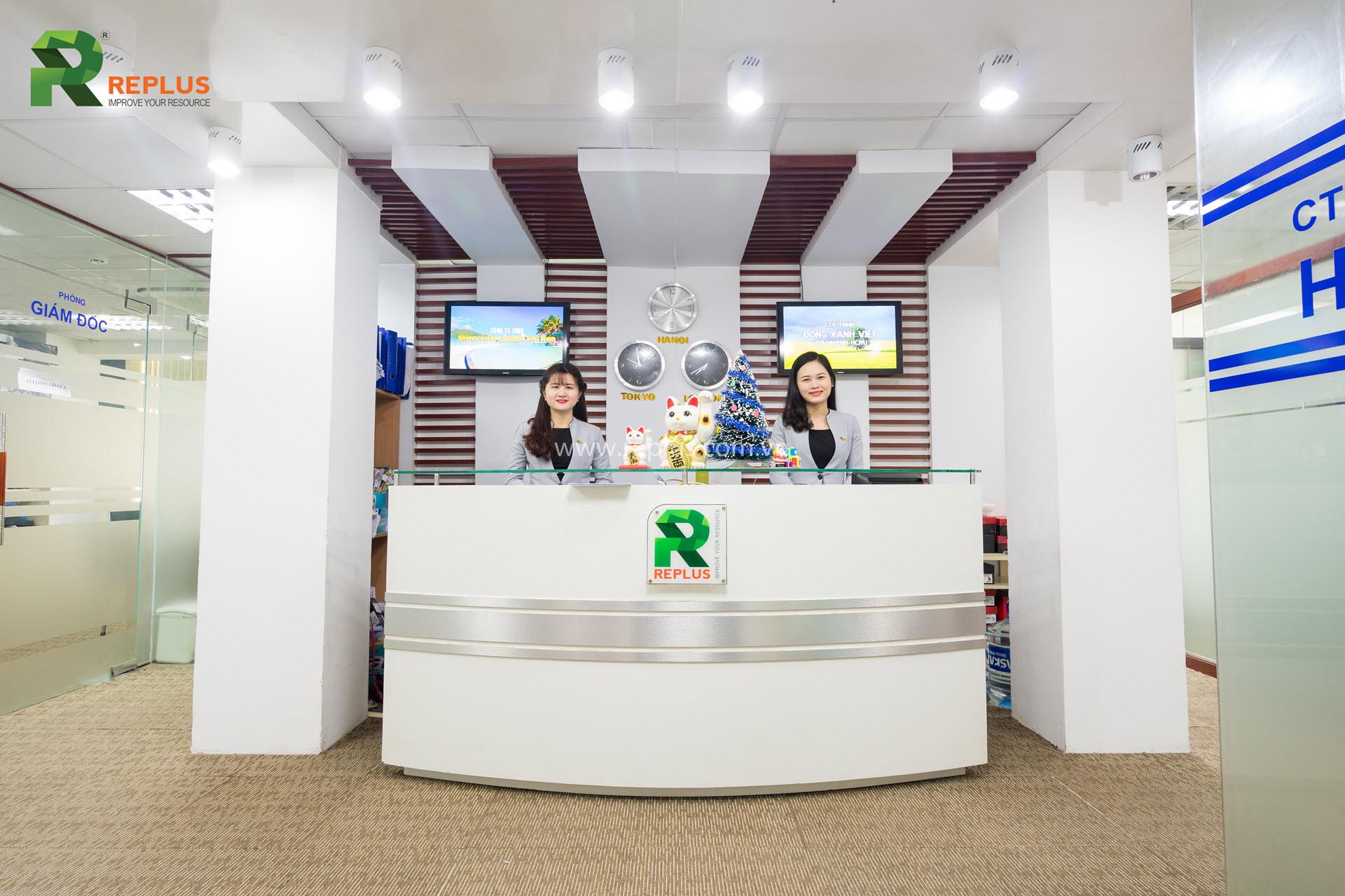 Văn phòng ảo Replus 6