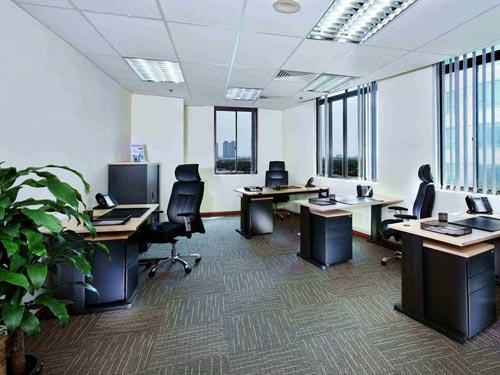 Văn phòng chia sẻ