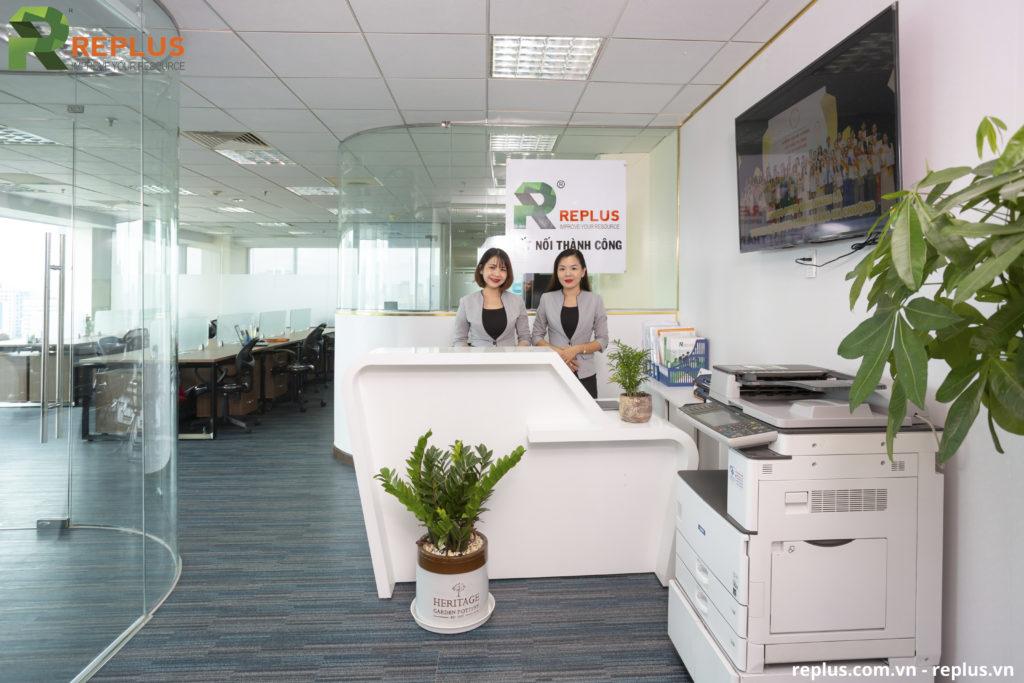 văn phòng đại diện và địa điểm kinh doanh tại Replus