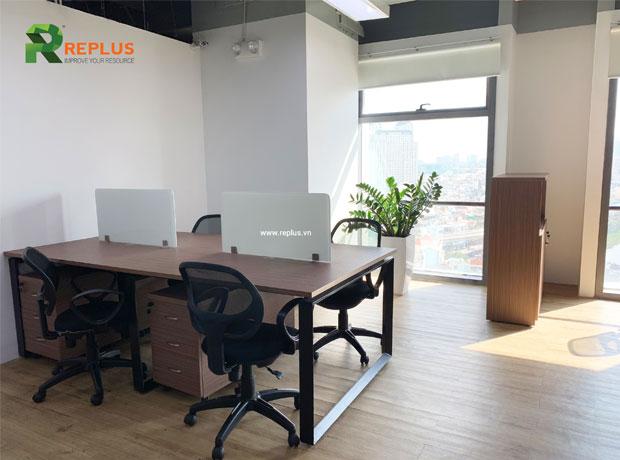 Mô hình văn phòng chia sẻ