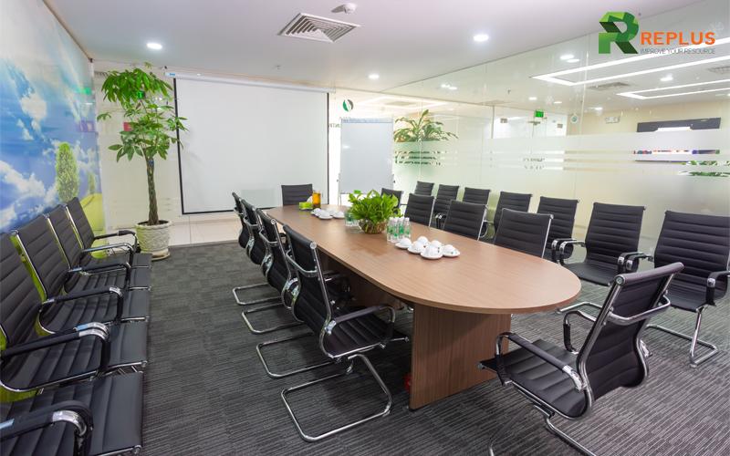nội thất khi thiết kế phòng họp