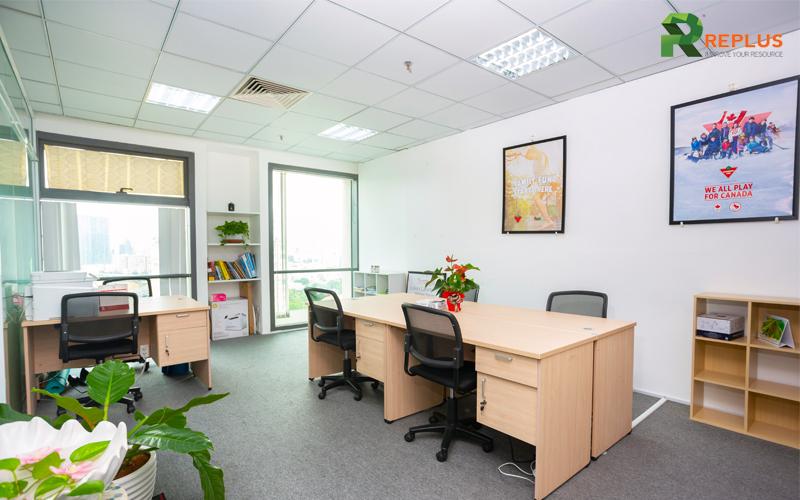 Văn phòng trọn gói 30m2