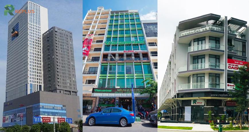 3 chi nhánh có địa chỉ đẹp tại trung tâm thành phố