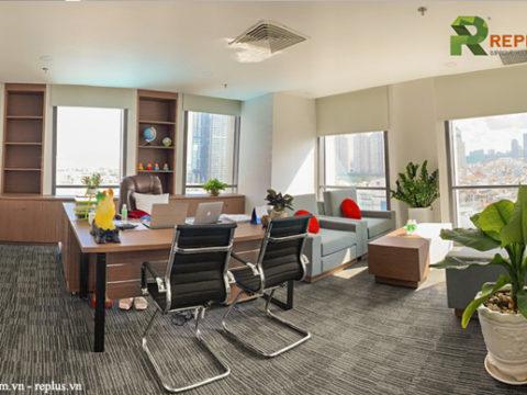 Xu hướng cho thuê văn phòng diện tích nhỏ tại TP.HCM hoạt động sôi nổi 21