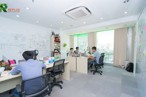 Văn phòng trọn gói Replus