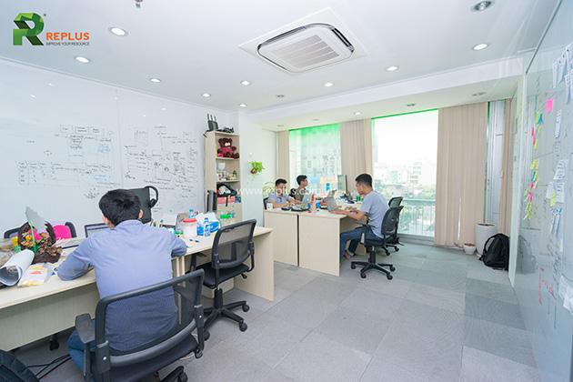 Thị trường văn phòng trọn gói hiện nay