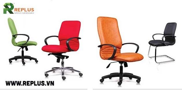 Chọn ghế văn phòng phù hợp và đúng nhu cầu