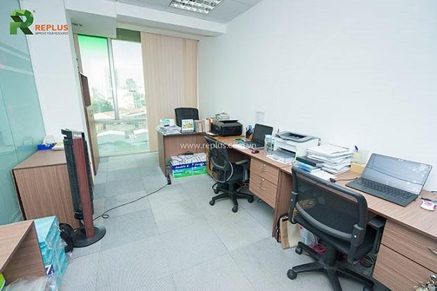 Văn phòng cho thuê trọn gói