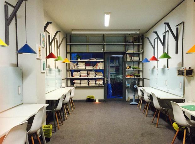 cafe văn phòng TP HCM