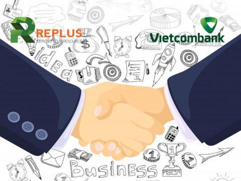 Replus cùng Vietcombank đồng hành hỗ trợ Startup 10