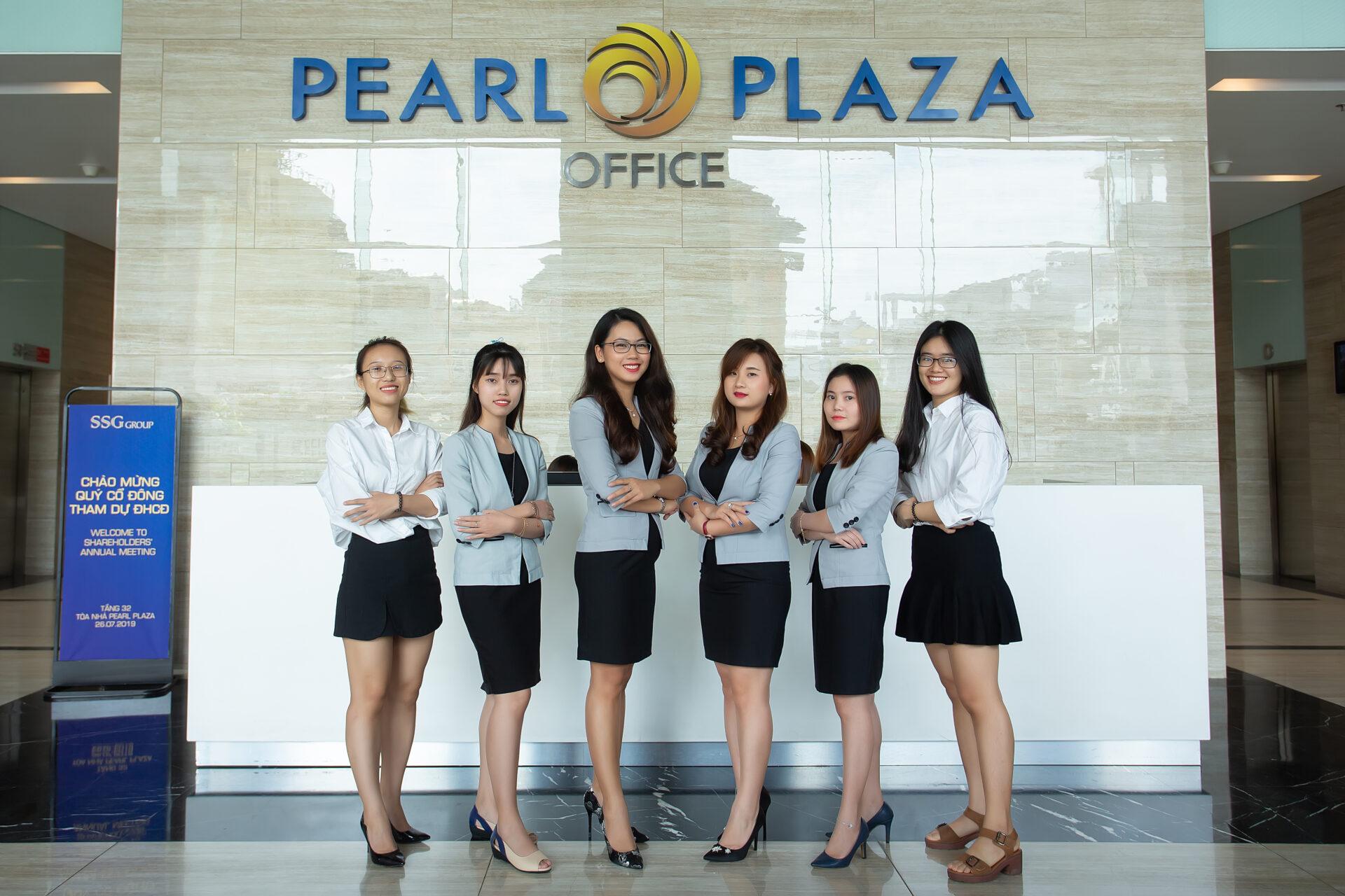 văn phòng ảo pearl plaza