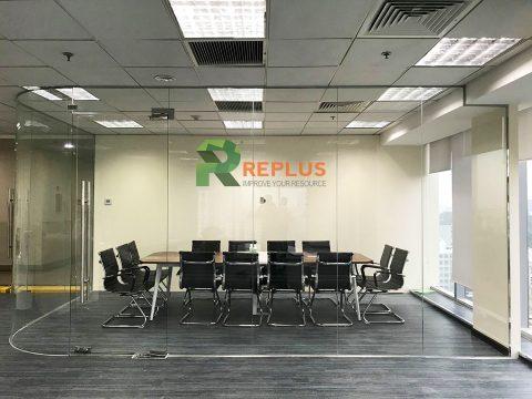 Replus hướng dẫn thiết kế phòng họp