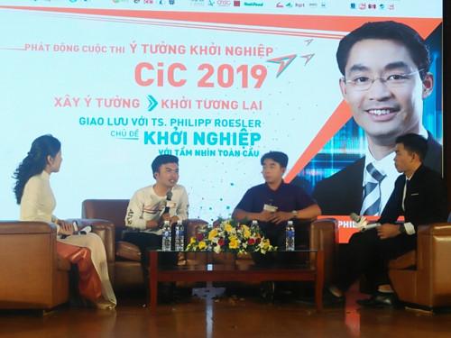 Replus - ươm mầm giấc mơ khởi nghiệp tại cuộc thi CIC 2019 1
