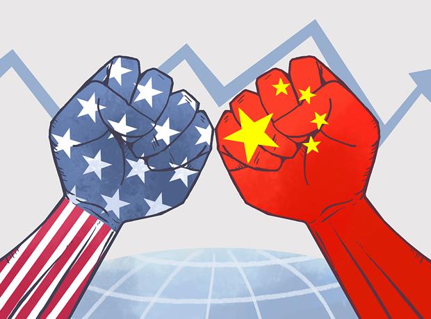 Chiến tranh thương mai Mỹ Trung