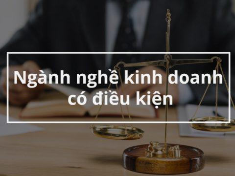Tổng hợp những ngành nghề kinh doanh có điều kiện tại Việt Nam 5