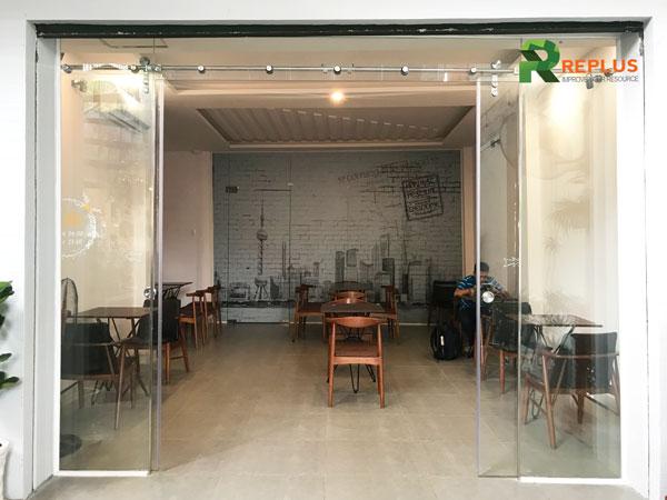 Cho thuê văn phòng mặt tiền đường Nguyễn Xí, Quận Bình Thạnh, TPHCM 1