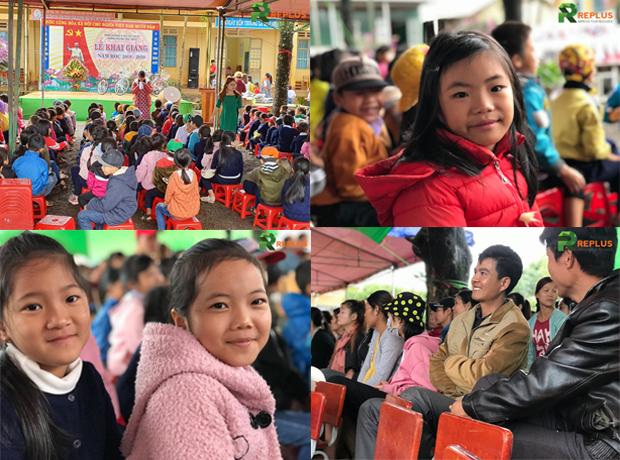 Nhật ký từ thiện 2019 - Chung tay tiếp bước đến trường 1