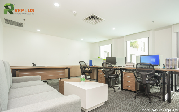 Hình ảnh văn phòng Replus tại Pearl Plaza, Bình Thạnh 7