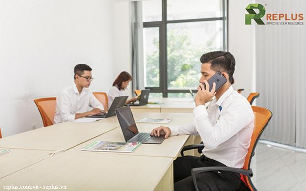 Hình ảnh văn phòng Replus tại Vạn Phúc, Thủ Đức 5
