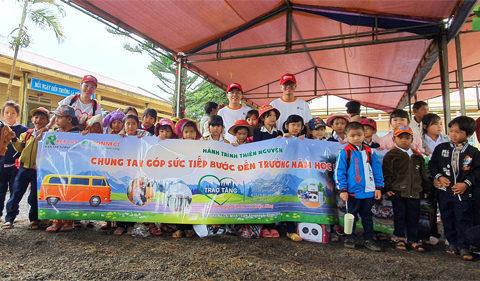 Nhật ký từ thiện 2019 - Chung tay tiếp bước đến trường 11