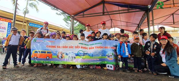 Nhật ký từ thiện 2019 - Chung tay tiếp bước đến trường 3