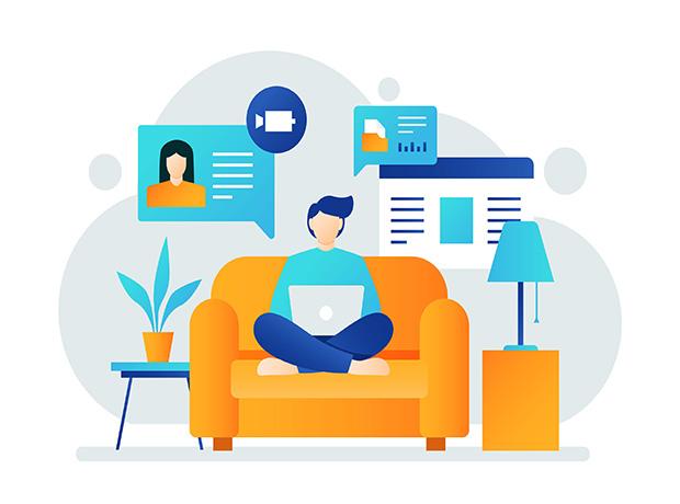 Văn phòng tại nhà là gì? Ưu, nhược điểm và các giải pháp đặt ra 2