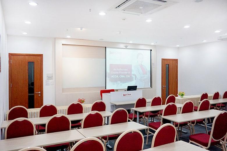 Top 10 kiểu setup phòng họp đạt tiêu chuẩn, bắt mắt bạn nên biết 9