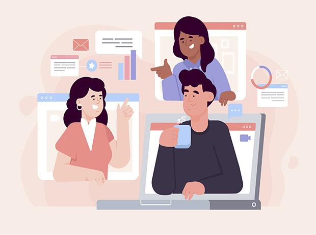Văn phòng tại nhà là gì? Ưu, nhược điểm và các giải pháp đặt ra 3