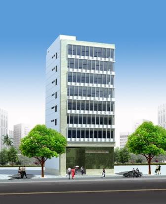 tòa nhà văn phòng đẹp nhất quận Bình Thạnh