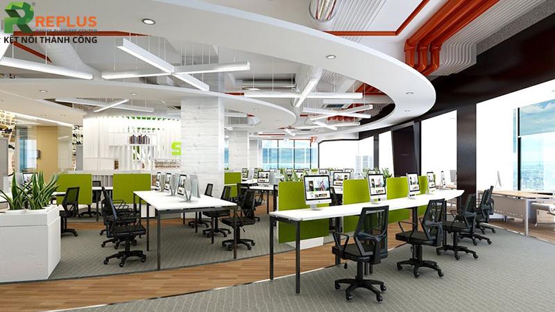 coworking space và văn phòng ảo