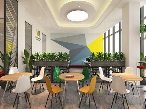 coworking space cho doanh nghiệp nước ngoài