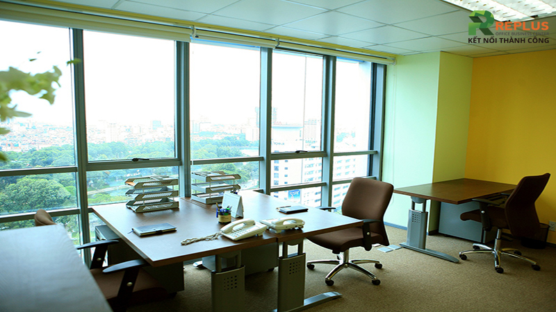 coworking space và văn phòng truyền thống