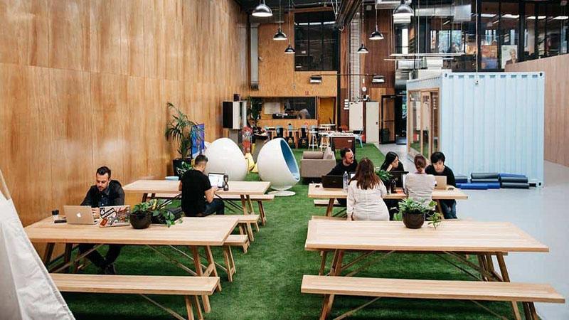 Coworking space cho doanh nghiệp nước ngoài đang trở thành xu thế? 1