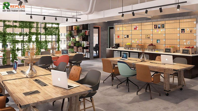 dia chi thue coworking space