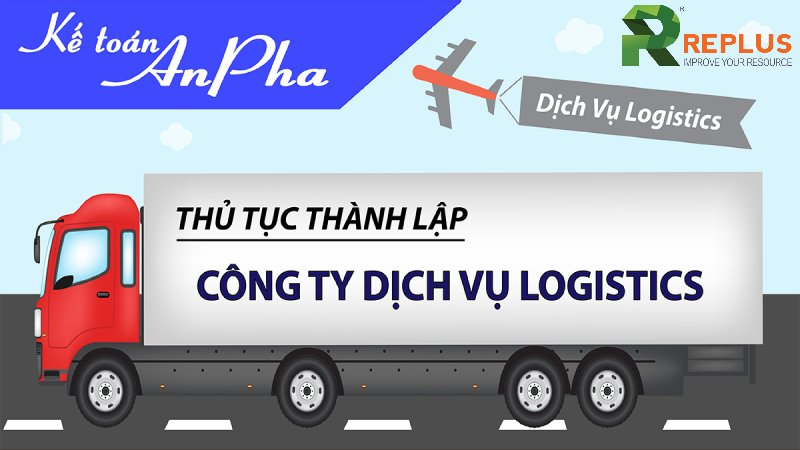 thanh lap cong ty logistics