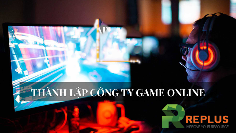 thanh lap cong ty game online