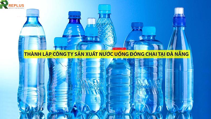 thành lập công ty nước uống đóng chai