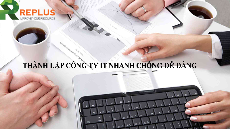 thanh lap cong ty IT