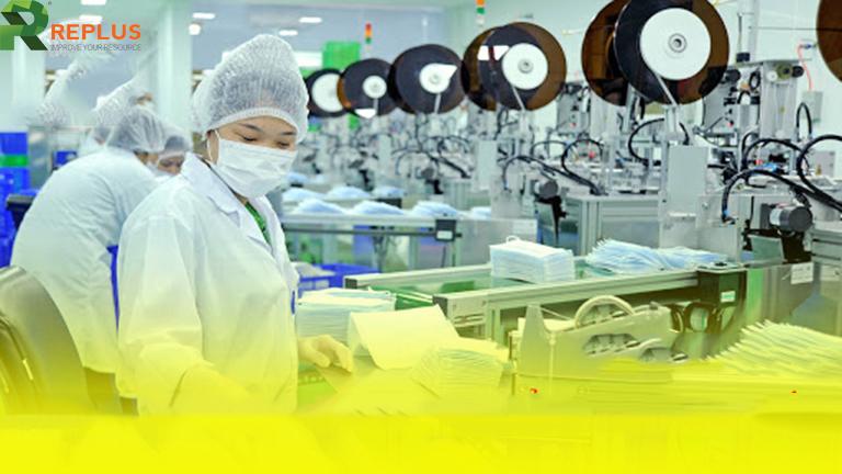 thành lập công ty sản xuất khẩu trang y tế