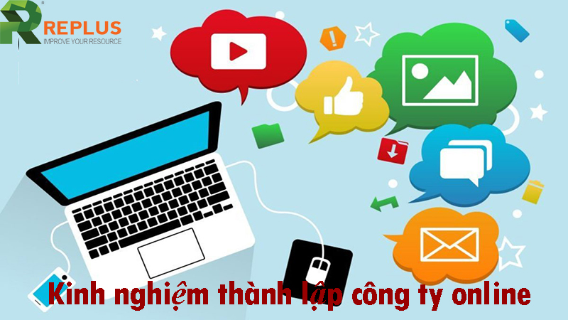 thanh lap cong ty online