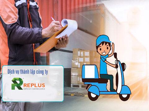 thành lập công ty ship hàng