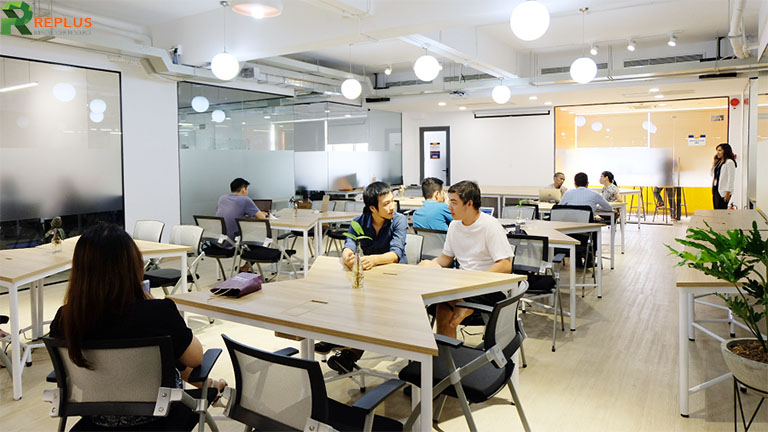coworking space thu duc