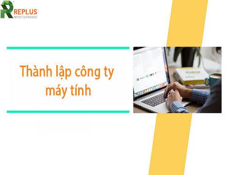 mo cong ty may tinh