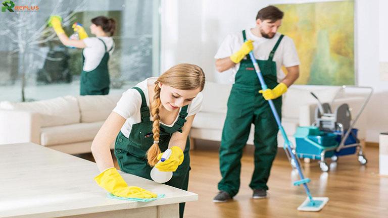 Thành lập công ty vệ sinh công nghiệp 1