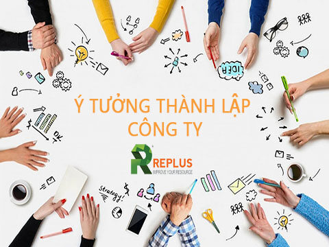 y tuong thanh lap cong ty