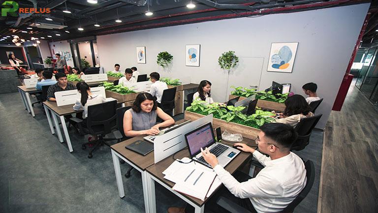coworking space tan phu