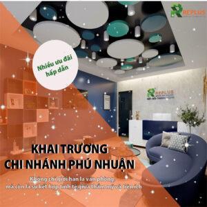 khuyến mãi khai trương văn phòng ảo Phú Nhuận