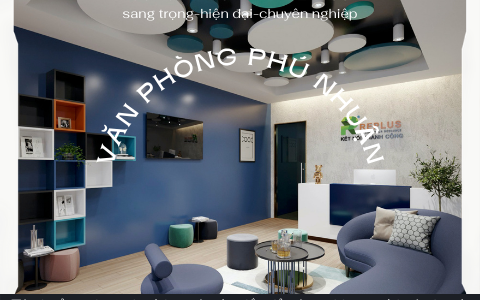hinh anh van phong Phu Nhuan