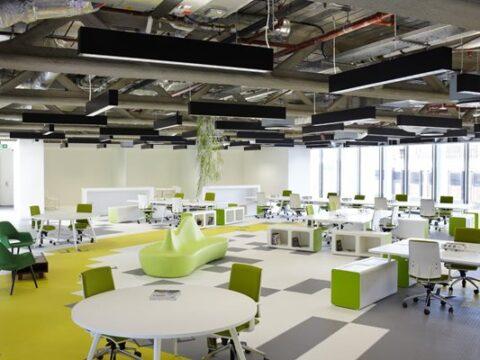 Văn phòng startup